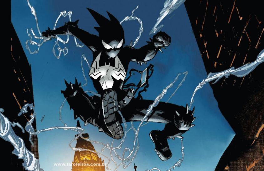 Mania - Os simbiontes da Marvel Comics - Blog Farofeiros
