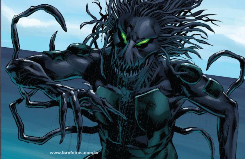 Raze - Quadrinhos - Os simbiontes da Marvel Comics - Blog Farofeiros