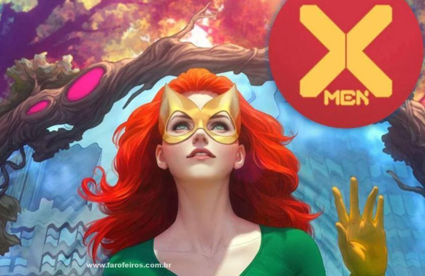 X-Men - O triângulo amoroso mutante de Wolverine, Ciclope e Garota Marvel - Jean Grey - Blog Farofeiros