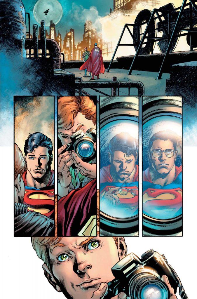 Clark Kent é o Superman - Preview Superman #18 - 5 - Blog Farofeiros