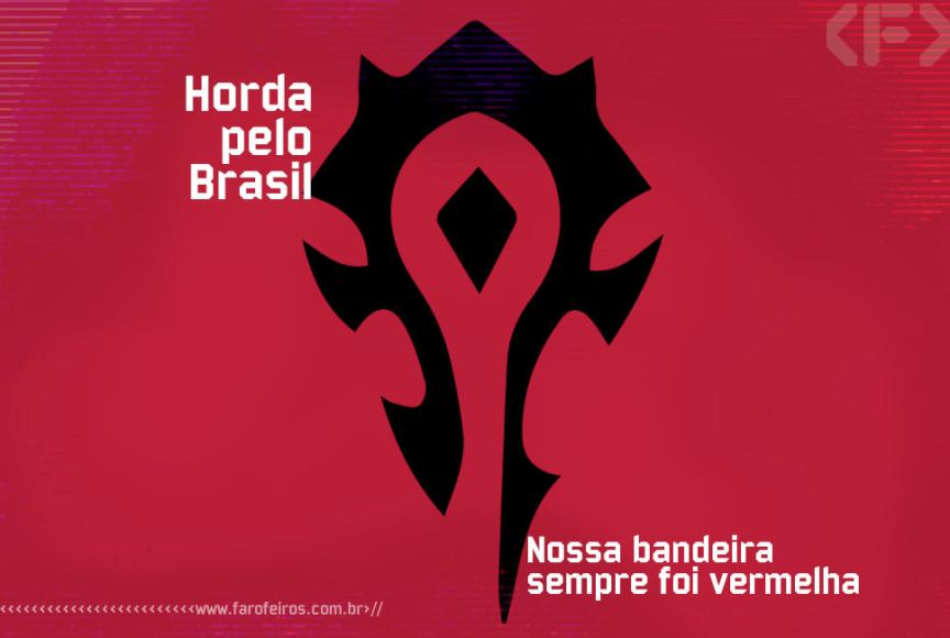 Horda pelo Brasil - Blog Farofeiros