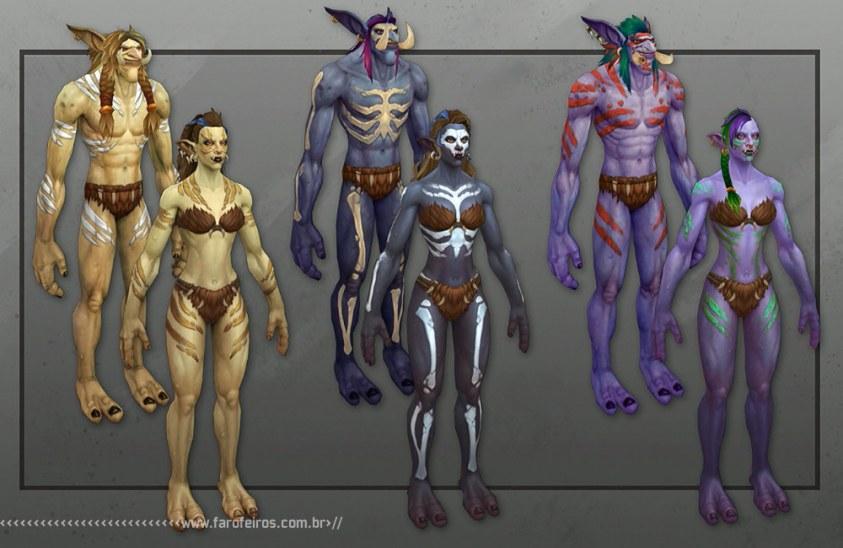 Trolls - World of Warcraft - Shadowlands - Blizzcon 2019 - Blog Farofeiros