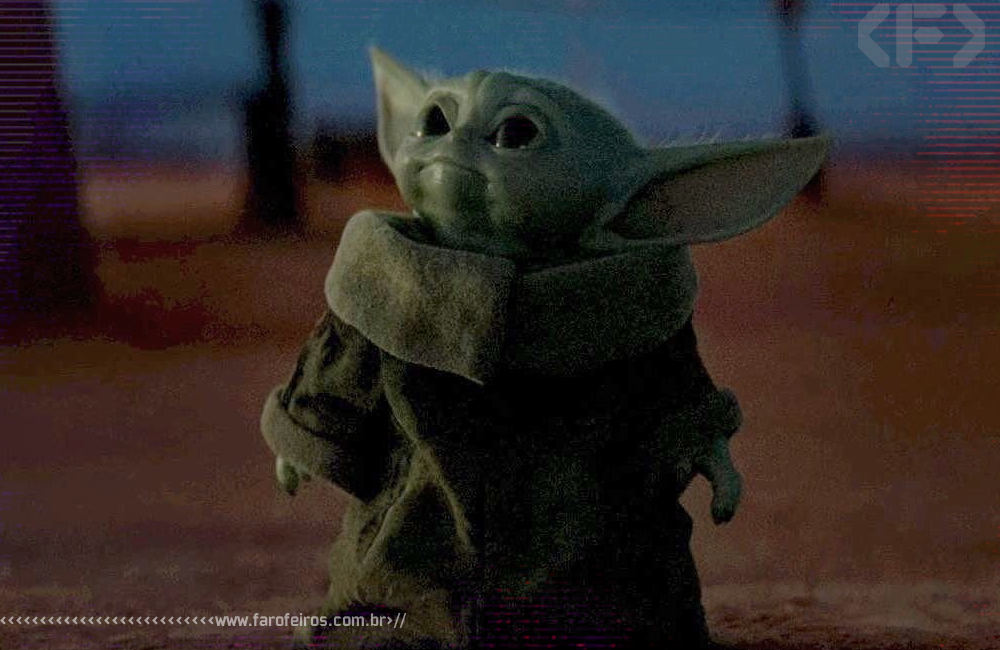 Yoda Neném - Baby Yoda - Blog Farofeiros - 4