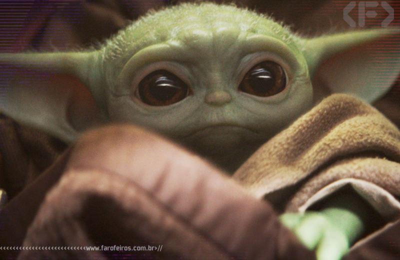 Yoda Neném - Baby Yoda - Blog Farofeiros - 6