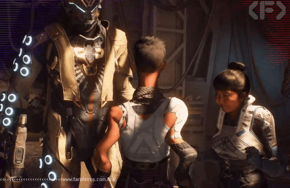 Ultra Farofeiros Videogame Awards 2019 Special Edition - Anthem - Blog Farofeiros