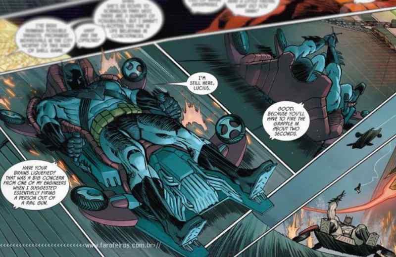 Bat Carrinho de Rolimã - Batman #87 - 1 - Blog Farofeiros