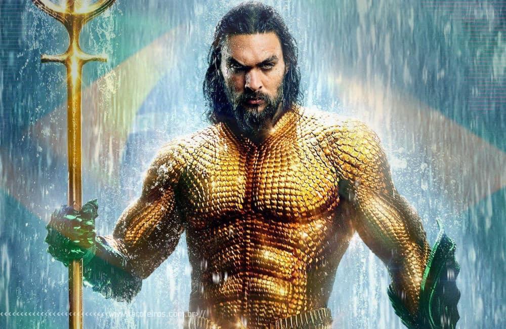O Brasil ama Aquaman - Blog Farofeiros