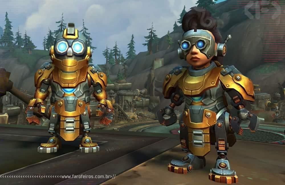O péssimo final de Battle for Azeroth de World of Warcraft - Mecagnomes - Blog Farofeiros