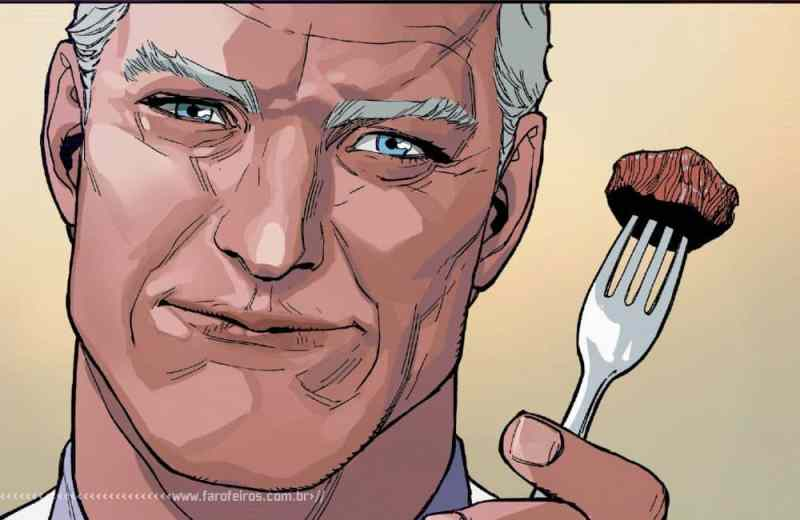 Política com Magneto em X-Men #4 - X-Men #4 - Comprimentos ao chef - Blog Farofeiros