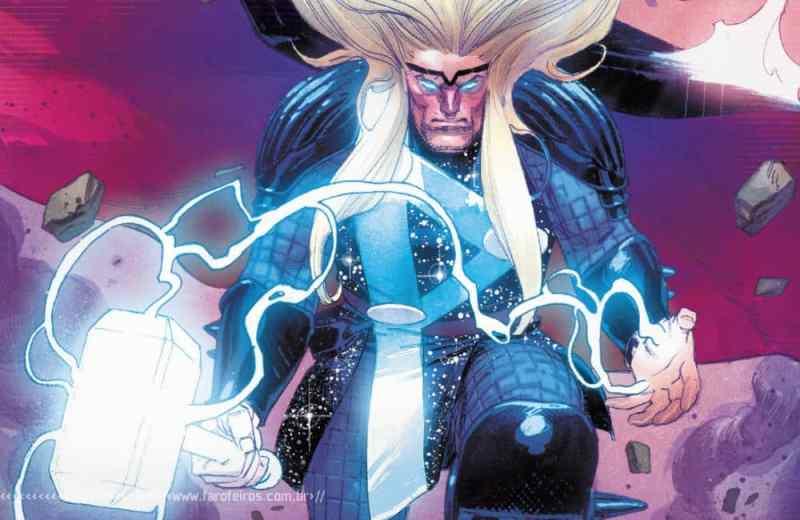 Thor de Donny Cates - Blog Farofeiros