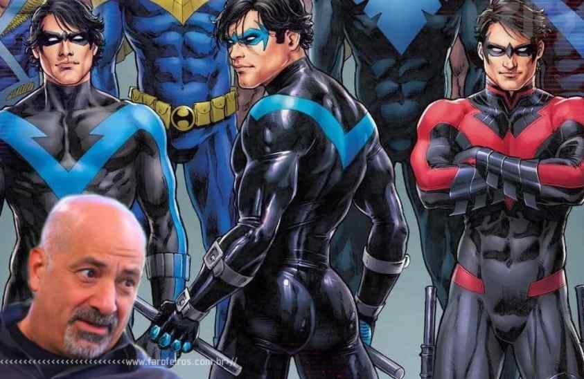 Dan DiDio em Crise - Asa Noturna - DC Comics - Blog Farofeiros - 5