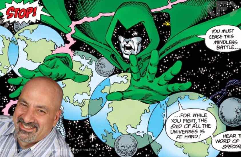 Dan DiDio em Crise - DC Comics - Blog Farofeiros - 4