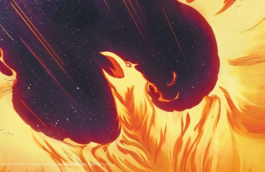 A Fênix está voltando - Vingadores - Marvel Comics - Blog Farofeiros