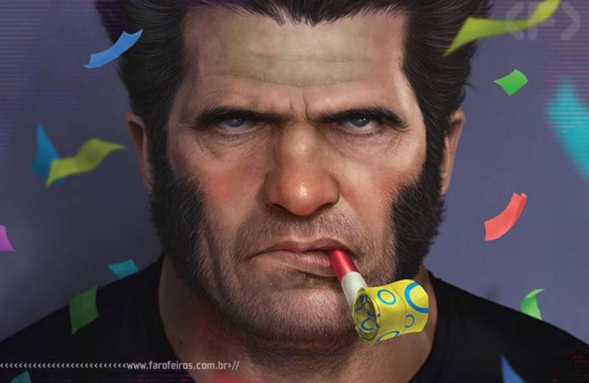 Memes para usar durante a quarentena - Blog Farofeiros - Wolverine