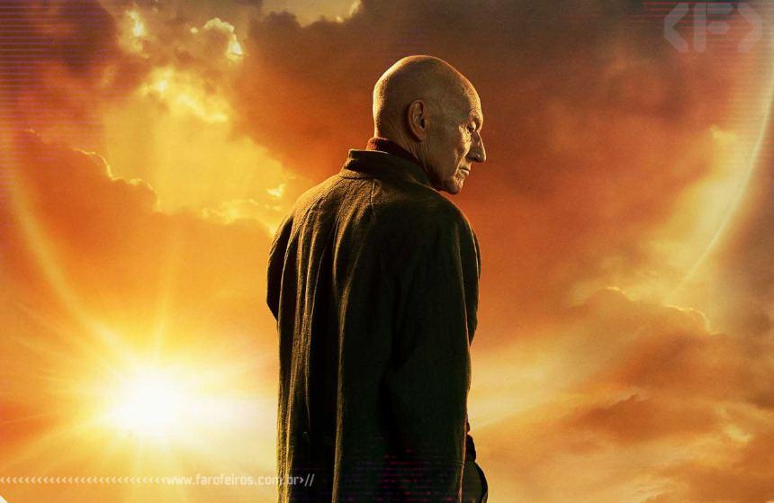 Star Trek - Picard - Jornada nas Estrelas - Blog Farofeiros