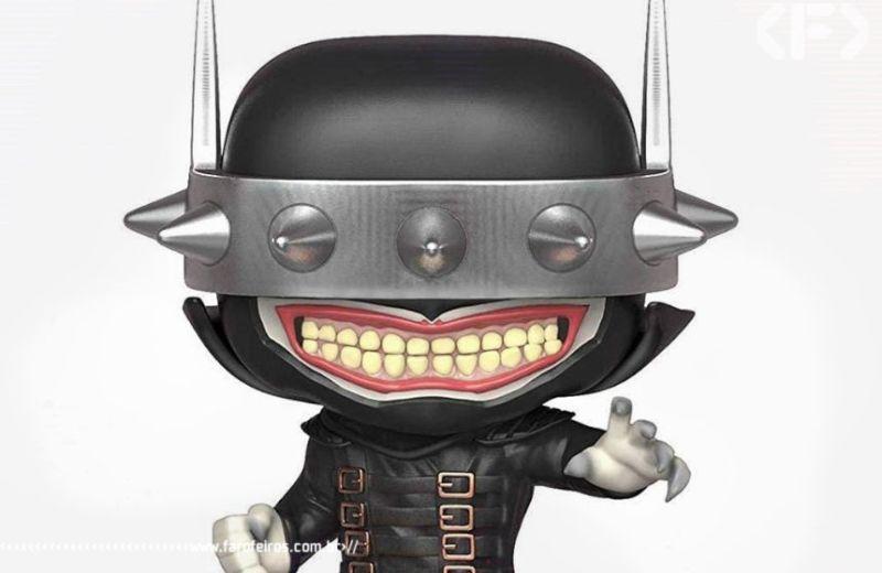 Batman Que Ri - Funko Pop - Blog Farofeiros - Geek Week Amazon