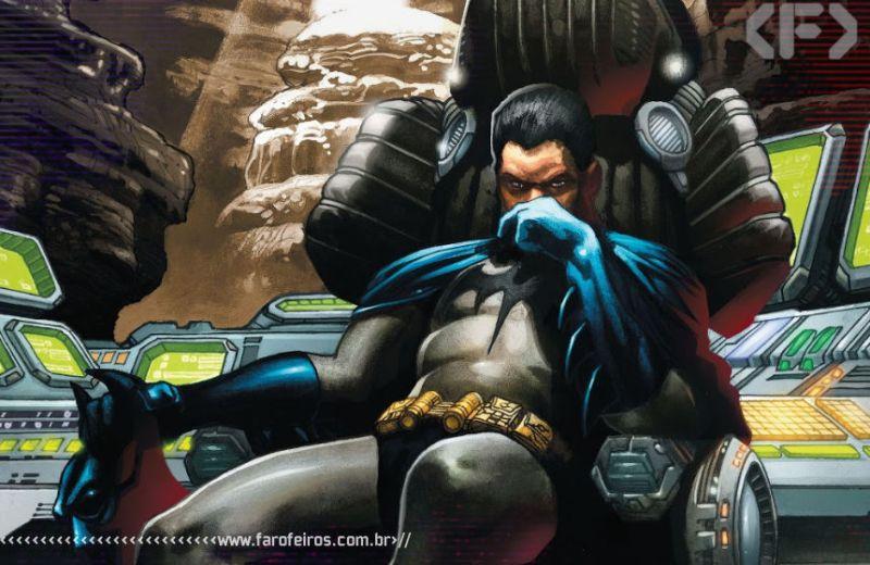 Batman streamer de quarentena - Outra Semana nos Quadrinhos #23 - Blog Farofeiros