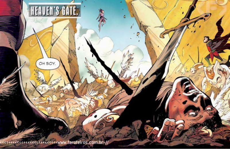 Jovens Titãs - Teen Titans #41 - Outra Semana nos Quadrinhos #23 - Blog Farofeiros