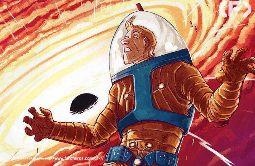 MSP Astronauta - Singularidade - Blog Farofeiros - Geek Week Amazon