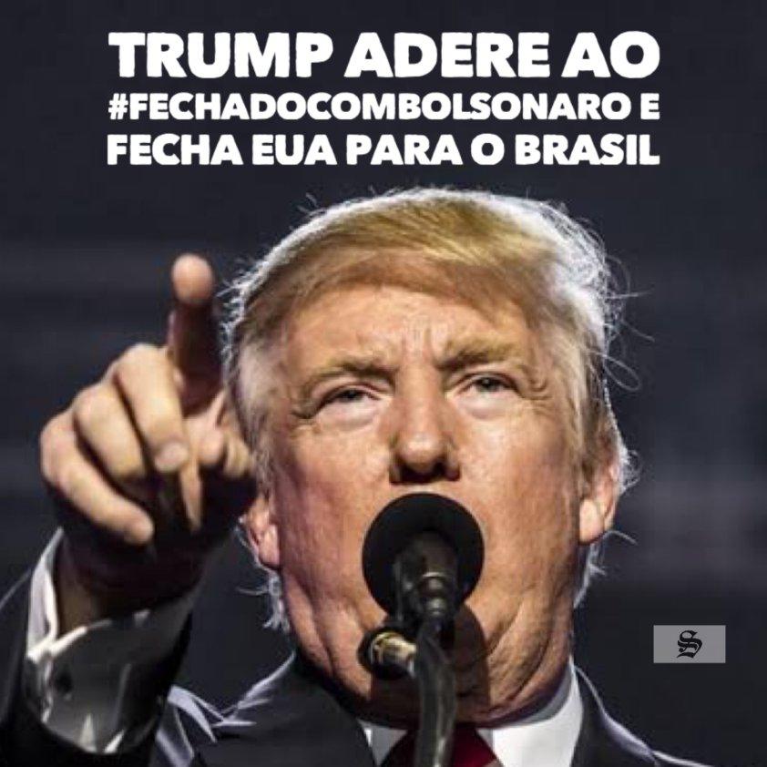 Memes para responder Minions - Blog Farofeiros - Trump
