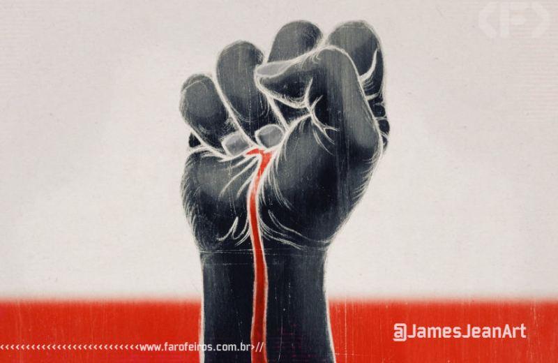 Punho - James Jean - Blog Farofeiros