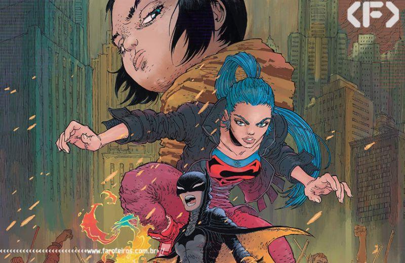 The Dark Knight Returns - The Golden Child - Blog Farofeiros - Geek Week Amazon