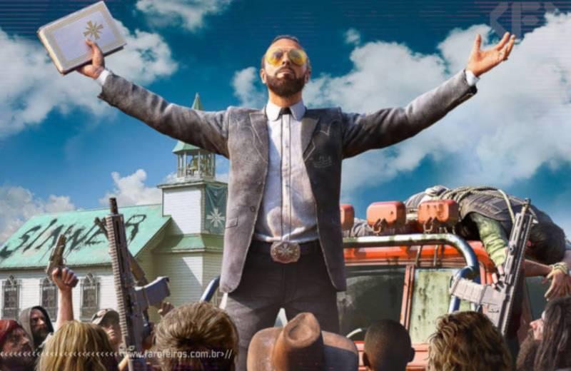Falso messias- Far Cry 5 - Blog Farofeiros