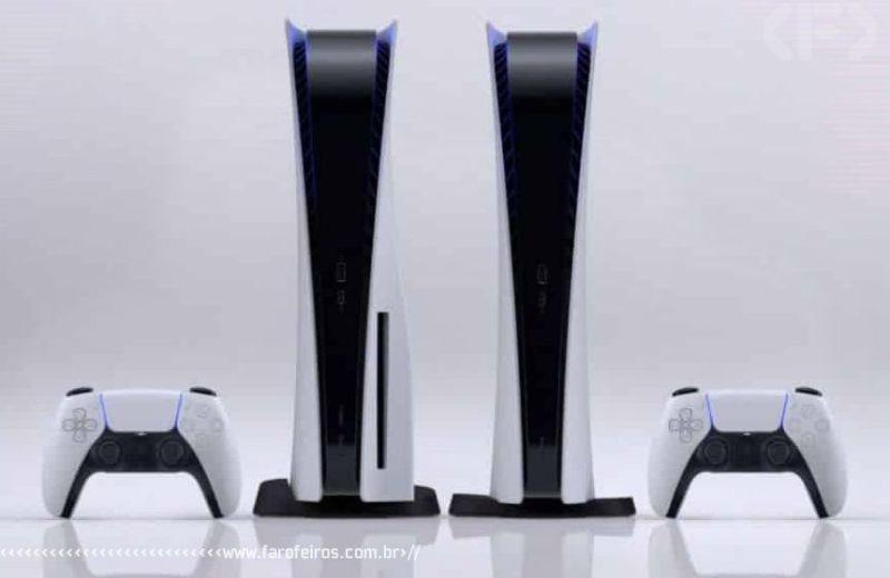Como foi a apresentação do PlayStation 5 - Standard - Digital - Pança - 03 - Blog Farofeiros