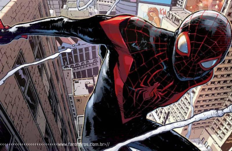 Spider-Man - Miles Morales Omnibus - Blog Farofeiros