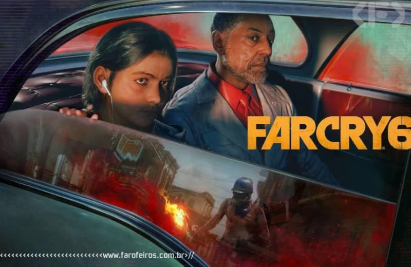 Far Cry 6 - Ubisoft Forward 2020 - Blog Farofeiros