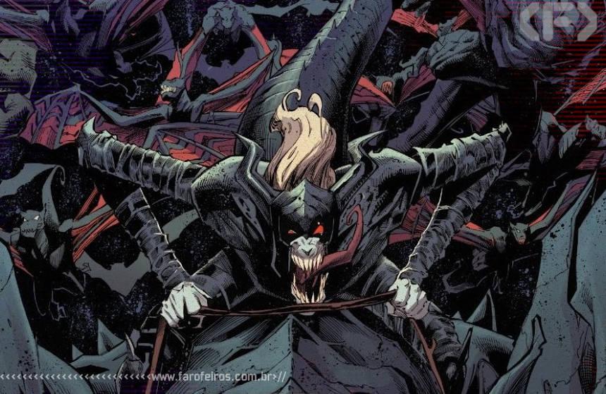 Knull está Chegando - Venom - Marvel Comics - Blog Farofeiros