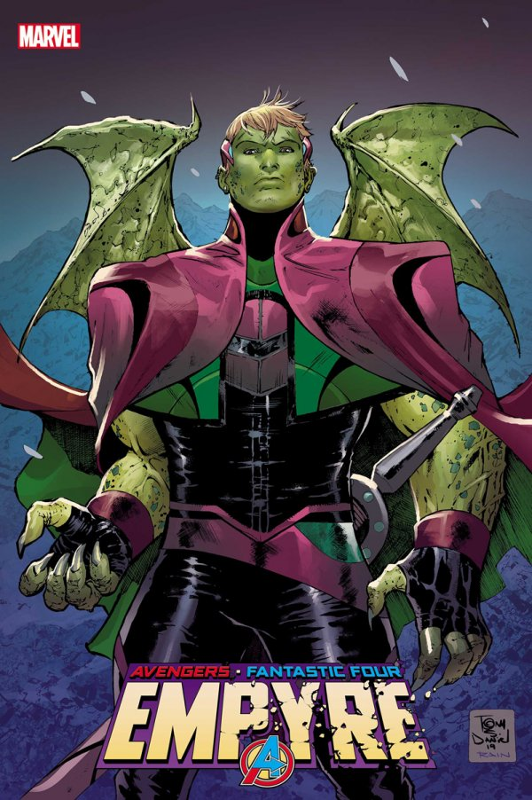 Preview de Empyre #1 - Marvel Comics - Blog Farofeiros