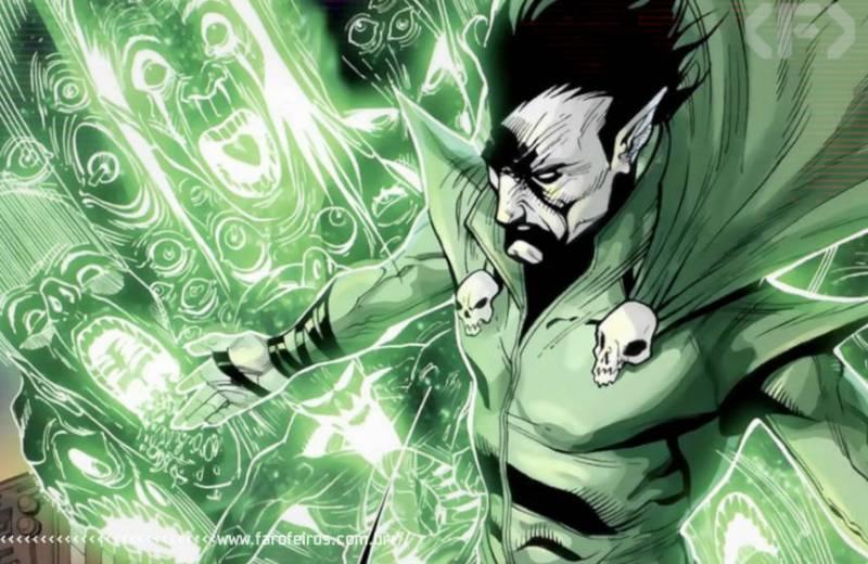 Sono dos justos - Pesadelo - Marvel Comics - Blog Farofeiros