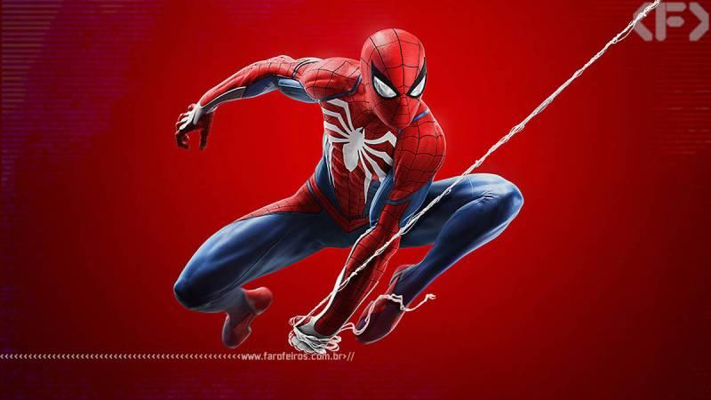 Tá caro ser gamer - Marvels Spider Man - PS4 - Blog Farofeiros