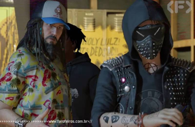 Watch Dogs 2 grátis - Ubisoft Forward 2020 - Blog Farofeiros