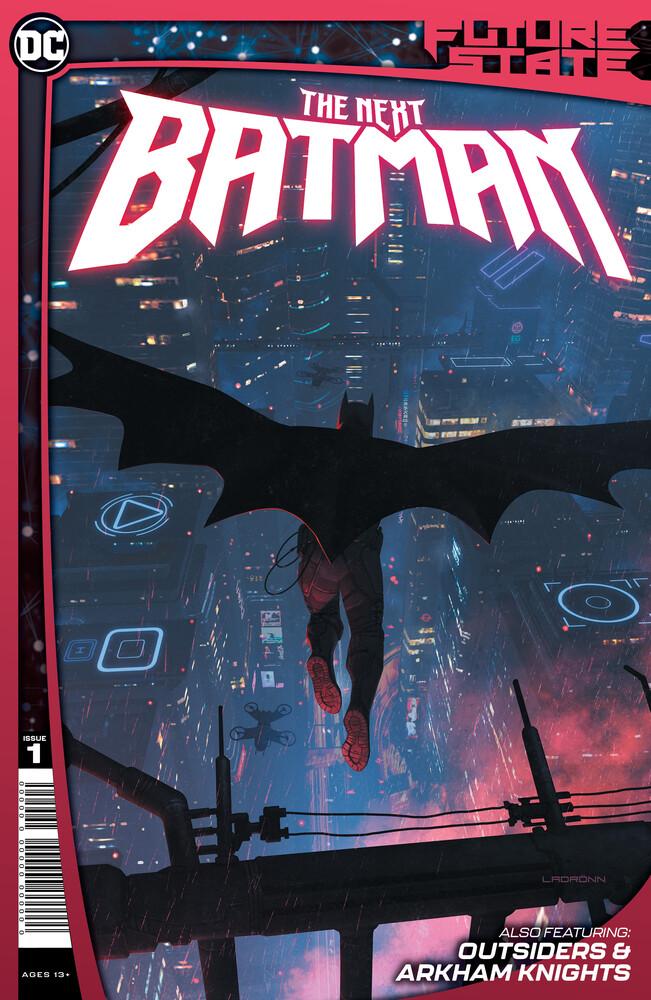 Next Batman - Future State - Estado Futuro - DC Comics - 2 - Blog Farofeiros