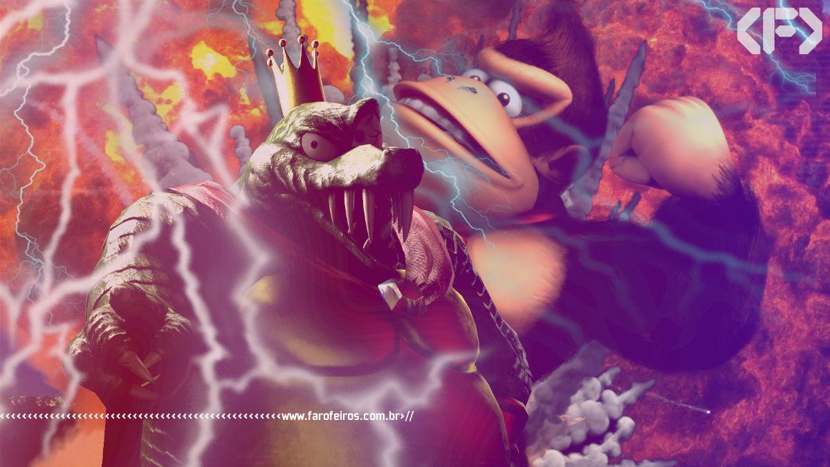 Luta de King Kong vs Godzilla - Blog Farofeiros