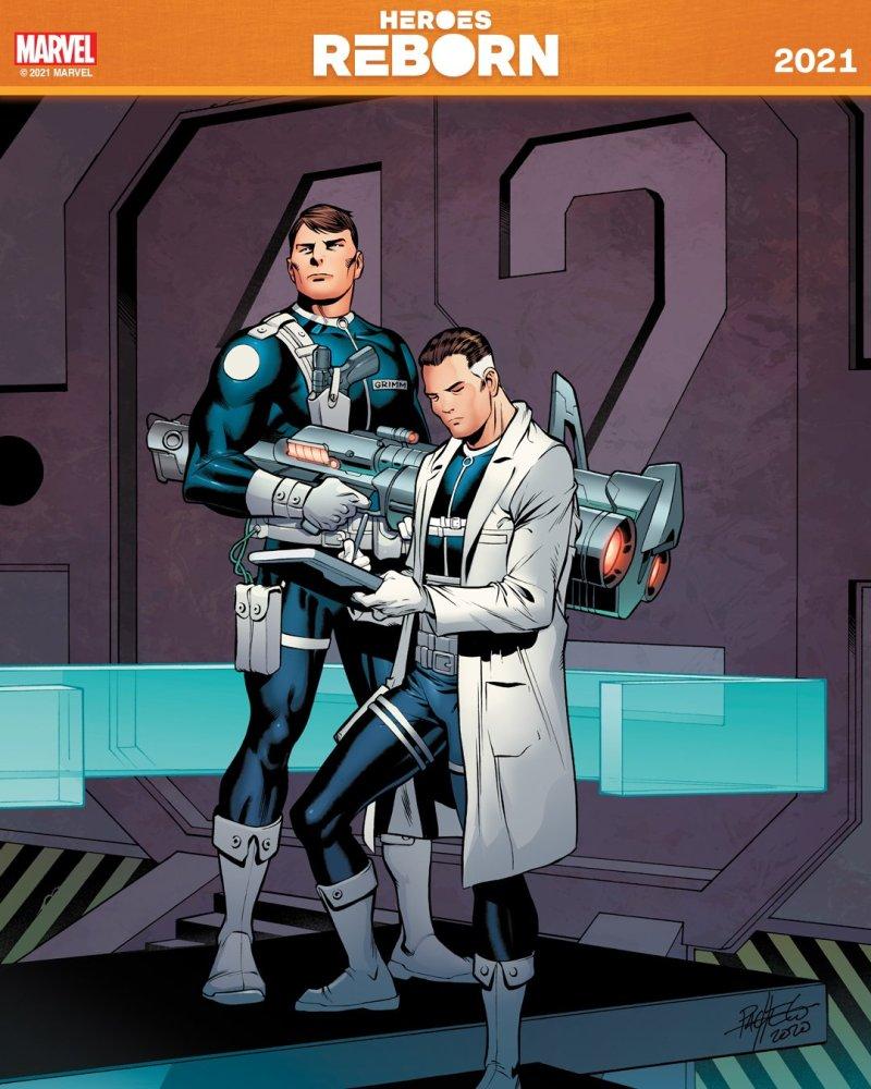 SHIELD - Heroes Reborn 2021 - Heróis Renascem de novo em 2021 - Blog Farofeiros