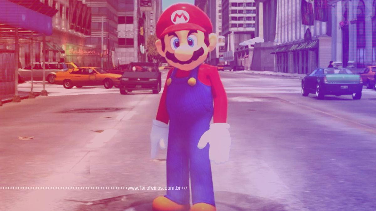Super Mario Odyssey Real Oficial de verdade - Blog Farofeiros