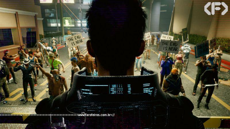Cyberpunk 2077 - Blog Farofeiros