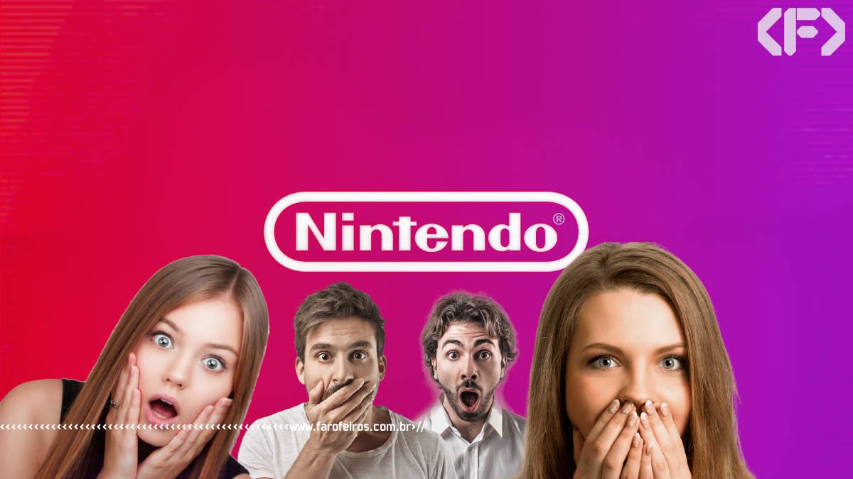 Mais um console revolucionário da Nintendo - Blog Farofeiros
