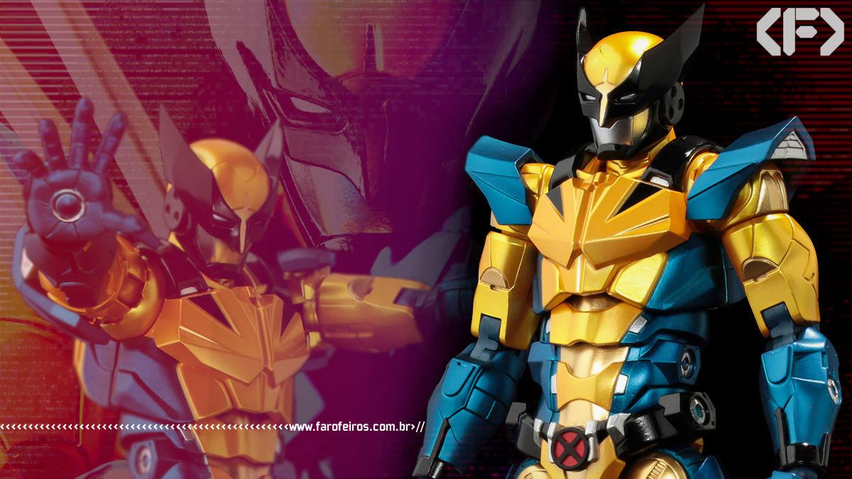 Wolverine Fighting Armor - Sentinel - Blog Farofeiros