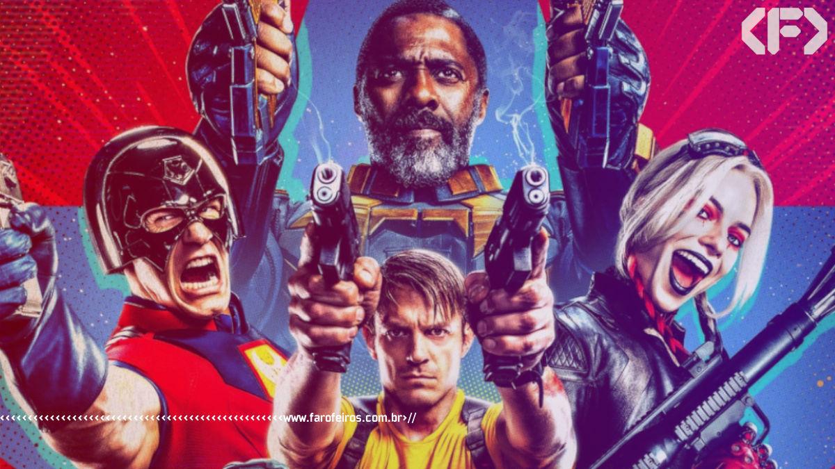 O elenco de O Esquadrão Suicida - James Gunn - Blog Farofeiros