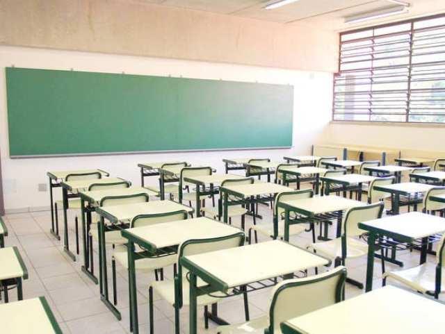 Sala de aula (Revista Exame)