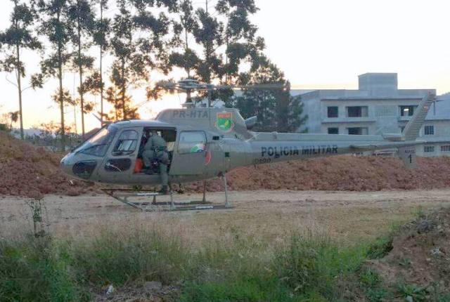 Suposto resgate movimenta várias equipes (Bombeiros de Presidente Getúlio)