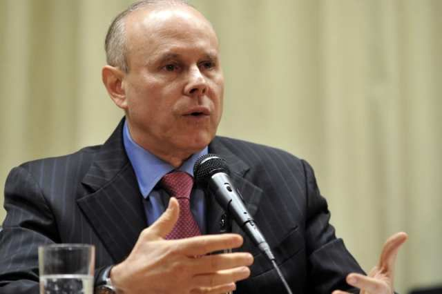 Ministro da Fazenda, Guido Mantega. Foto de arquivo (Antonio Cruz/ABr)