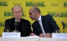 Anuncio de balanço doFIES (Wilson Dias/Agência Brasil)