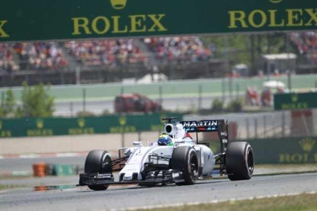 Erro na volta do Q3 deixou Massa longe de coisas melhores que o sexto lugar em Barcelona (Beto Issa)