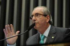 Câmara vota redução da maioridade penal até o fim do mês, diz Cunha (Rodrigues Pozzebom/Agência Brasil)