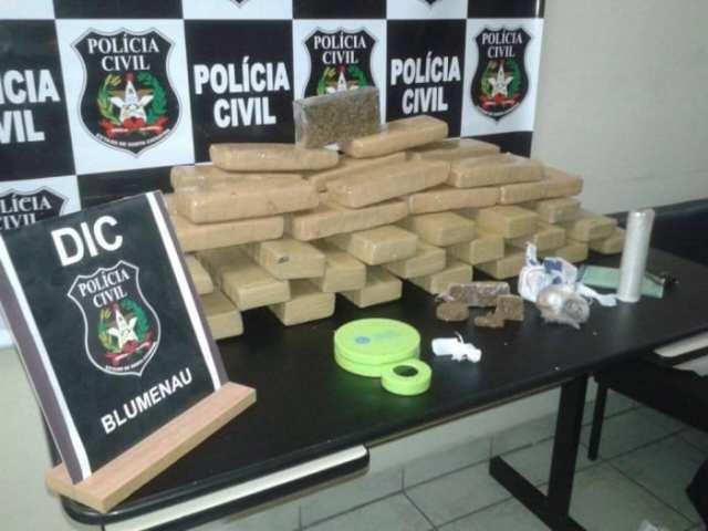 Polícia Civil Drogas